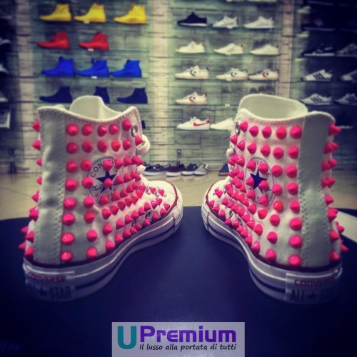Converse All Star Fashion Pink Fluo