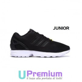 Adidas ZX Flux 2016 Junior Black White M21294