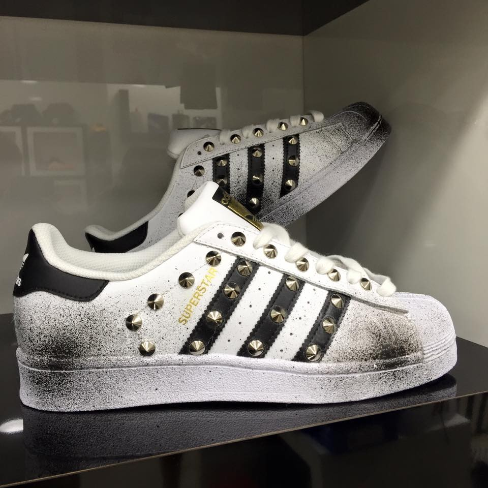 adidas superstar nere 38  adidas superstar bianche 38