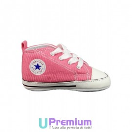 Converse All Star Tela Rosa Neonato 2016