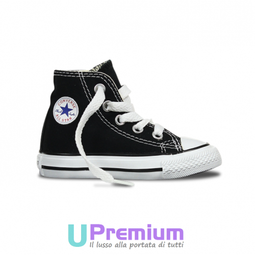 converse all star bianche bimbo
