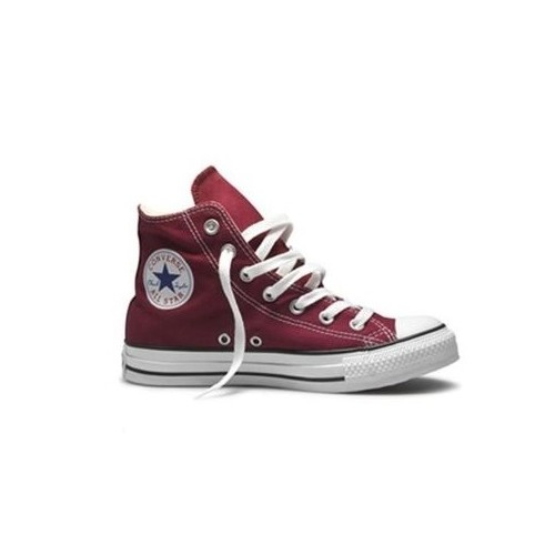 converse all star alte bordeaux donna